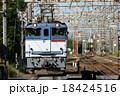 貨物列車 EF65 単機 浜川崎駅 18424516
