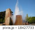 大阪城公園の噴水 18427733