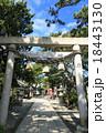 森戸神社 秋 晴れの写真 18443130