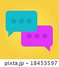 Speech Bubbles Icon 18453597