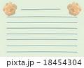 ポストカード バラ 18454304