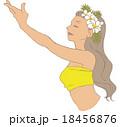 フラダンス 18456876