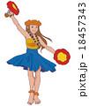 フラダンス 18457343