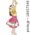 フラダンス 18457346