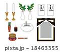 仏具のセット 18463355