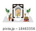 供養【三頭身・シリーズ】 18463356