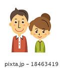 夫婦【三頭身・シリーズ】 18463419