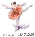 バレエ 18471285