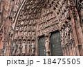 ストラスブルクのノートルダム寺院 18475505