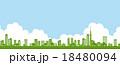 街並み 18480094