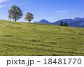 ババリア地方の田園風景 18481770