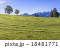 ババリア地方の田園風景 18481771