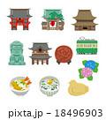 鎌倉イラスト 18496903