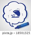doodle chicken 18501325