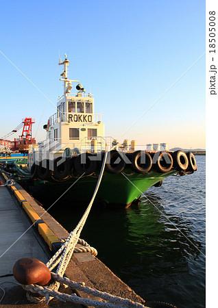 タグボート 六甲丸 18505008
