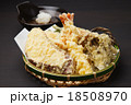 天ぷらの盛り合わせ 18508970