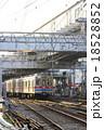 高砂駅 電車 線路の写真 18528852