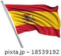 Flag of Spain 18539192