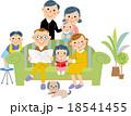 三世代家族 18541455