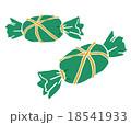 ご当地イラスト 新潟県 笹だんご 18541933