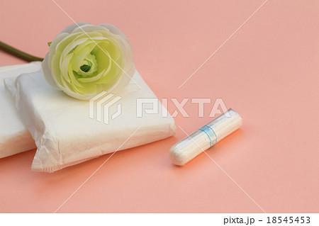 生理用品 タンポンと生理用ナプキン 18545453
