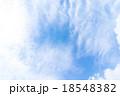 巻積雲 うろこ雲 いわし雲の写真 18548382