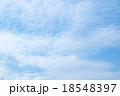 巻積雲 うろこ雲 いわし雲の写真 18548397