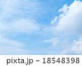 層積雲 巻積雲 うろこ雲の写真 18548398