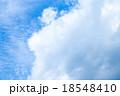 層積雲 巻積雲 うろこ雲の写真 18548410
