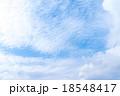 層積雲 巻積雲 うろこ雲の写真 18548417