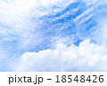 層積雲 巻積雲 うろこ雲の写真 18548426