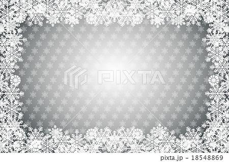 背景素材壁紙,積雪,冬景色,ホワイトスノー,白雪, アイス,氷,雪の結晶,クリスマス,オーナメント,のイラスト素材 [18548869] - PIXTA