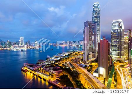 Hong Kong office building