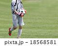 サッカー フットボール 18568581