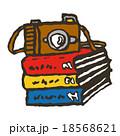 カメラとアルバム 18568621
