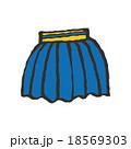 スカート 18569303