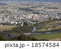 秋田県大仙市 大曲市街地(2013年10月撮影) 18574584