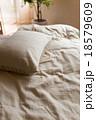 布団 枕 ベッドの写真 18579609