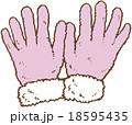 手袋 18595435
