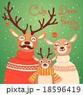 ベクトル 絵 クリスマスのイラスト 18596419