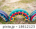 beautiful colors on the tires 18612123