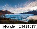 アルゼンチン モレノ ペリトモレノの写真 18618155