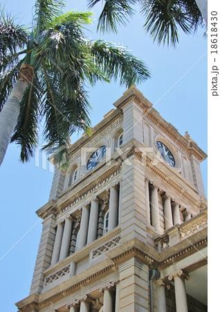 ハワイ州・最高裁判所(ハワイ・オアフ島) 18618430