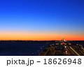 木更津へと続くアクアライン 18626948