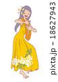 フラダンス 18627943