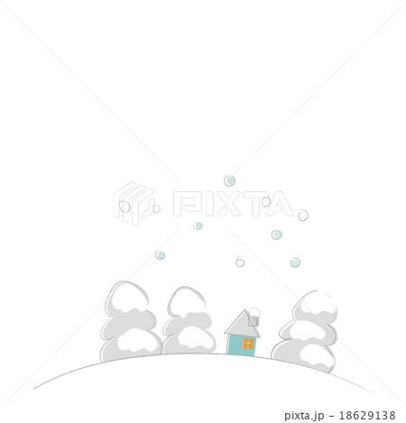 風景 冬 18629138