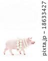 豚に真珠 ことわざ 豚の写真 18633427