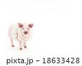 豚に真珠 ことわざ 豚の写真 18633428