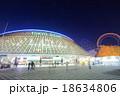 東京ドーム夜景 18634806