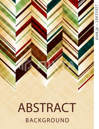 Abstract geometric backgroundのイラスト素材 [18635927] - PIXTA